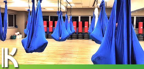 Kinesi Club - Corso Antigravity