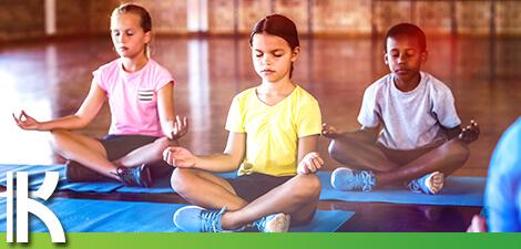 Kinesi Club - Corso Yoga Bambini